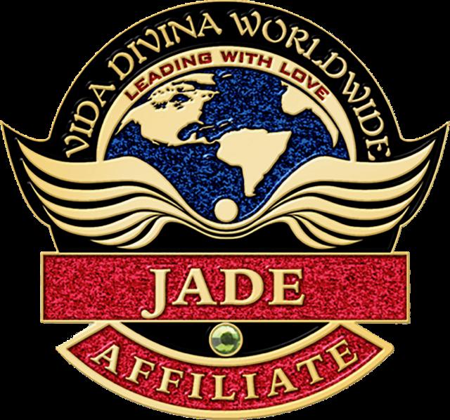 Jade affiliate pin